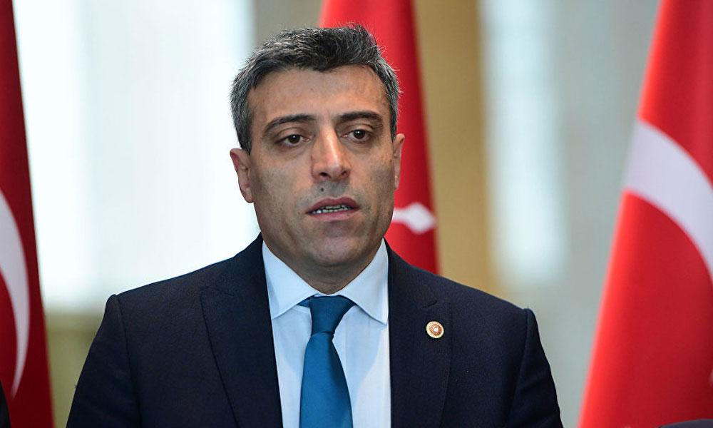 CHP'den ihraç edilen Öztürk Yılmaz'dan yeni parti hamlesi