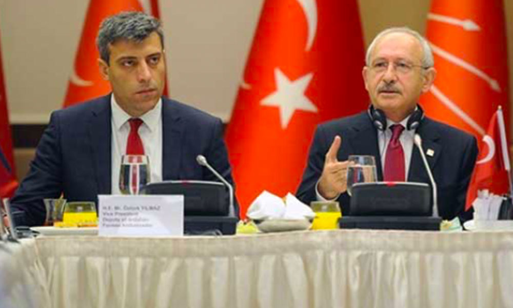Öztürk Yılmaz'dan Kılıçdaroğlu'na: Yarın hangi yüzle Anıtkabir'e gideceksin