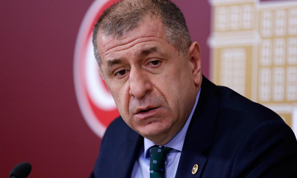 Ümit Özdağ'dan MHP'li Semih Yalçın'a: İçki şişede durduğu gibi durmuyor
