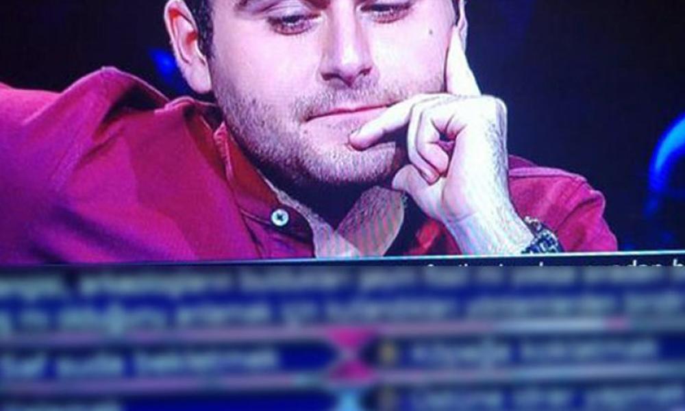 Bilgi yarışmasında şoke eden soru!