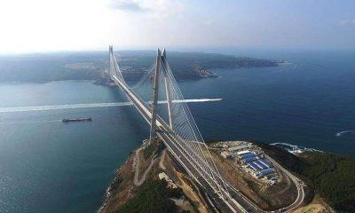İBB Yavuz Sultan Selim Köprüsü için harekete geçti!