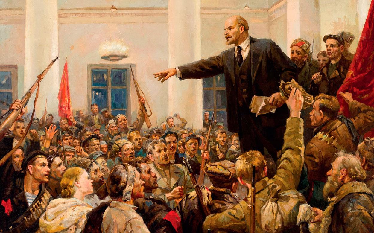 Ekim Devrimi 101 yaşında: Ekmek, barış ve toprak