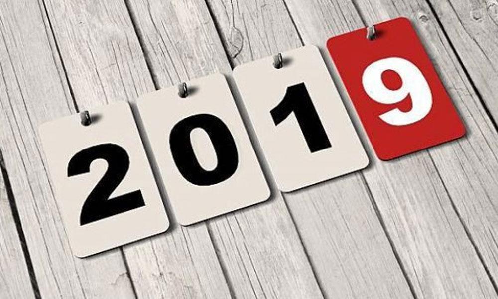 2019 yılında 121 gün tatil!