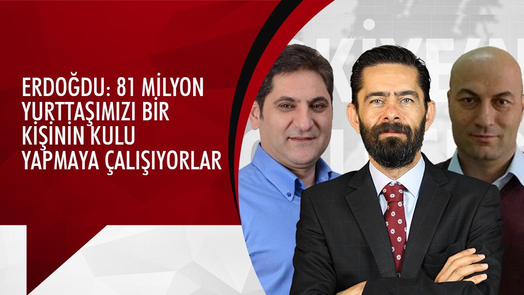Türkiye'nin Gündemi – (29 Kasım 2018)