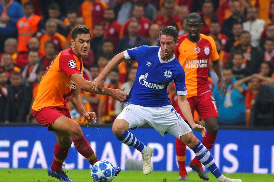 Galatasaray, Schalke maçı için Almanya'ya gitti