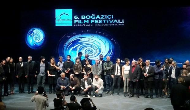 Boğaziçi Film Festivali ödülleri dağıttı