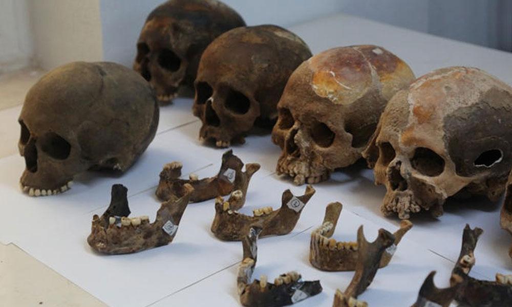 Alanya'da 7 bin yıllık iskeletler bulundu!