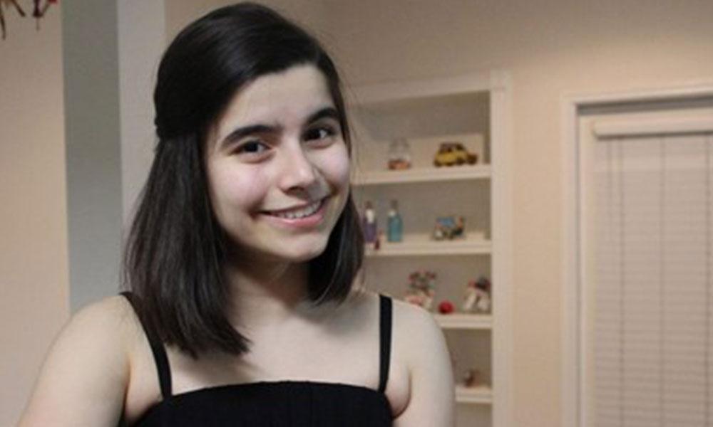 Elif Işıl Karakaş, ABD'de 2 yıl üst üste birinci oldu