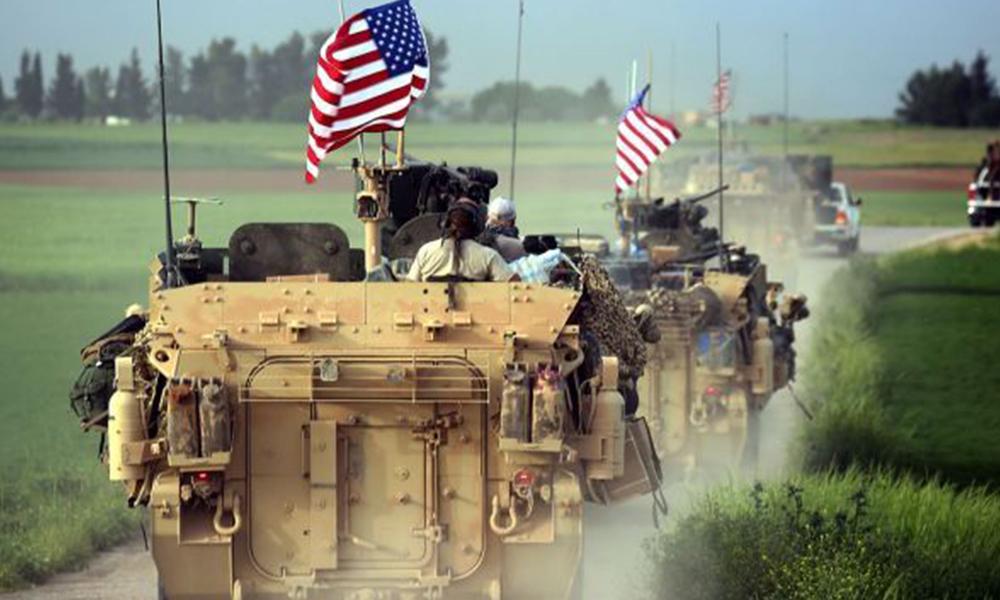 ABD'den SDG'ye 300 TIR silah ve zırhlı araç