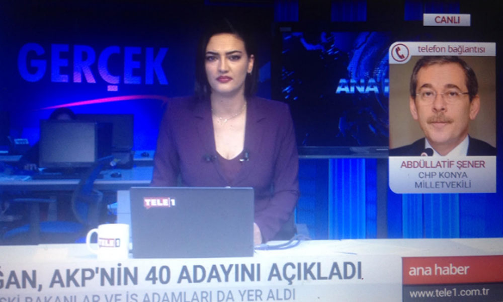 Şener: Genel Merkez aday gösterirse, benim görevim İstanbul'u kazanmak olur