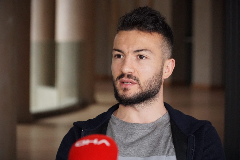 """Kasımpaşalı Özgür Çek: """"Beşiktaş'ın da, Galatasaray'ın da üzerindeyiz"""""""