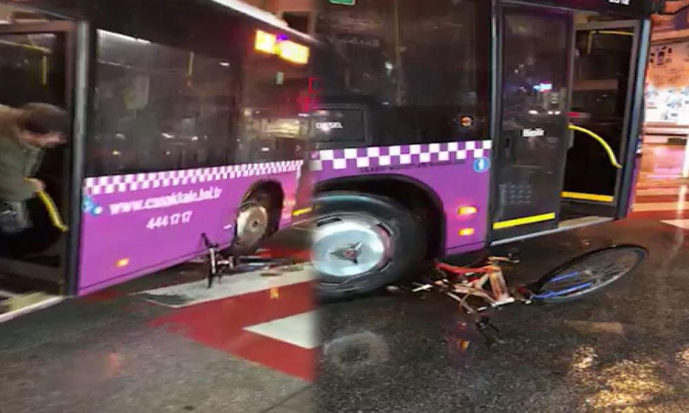 Otobüs şoföründen akıl almaz intikam: Görevden uzaklaştırıldı