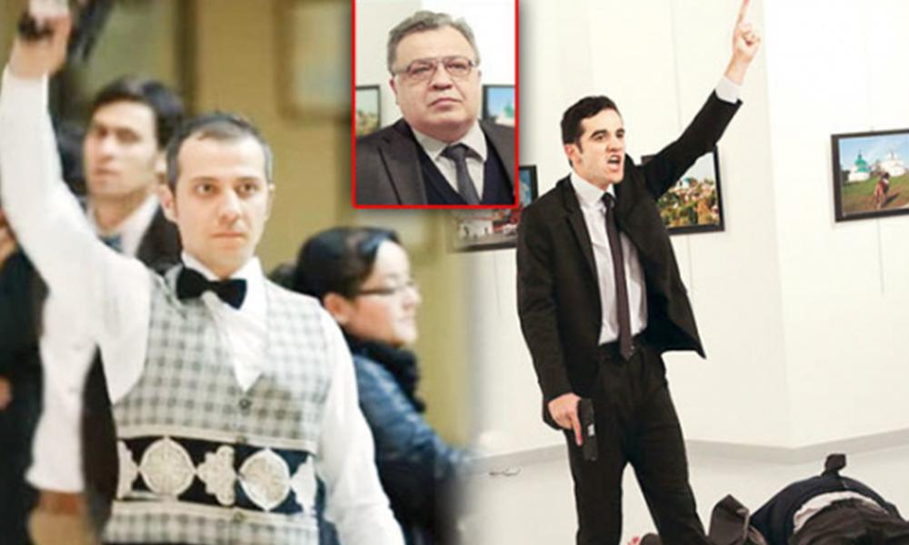 Karlov suikastı ile FETÖ dizisi arasındaki benzerlik iddianamede