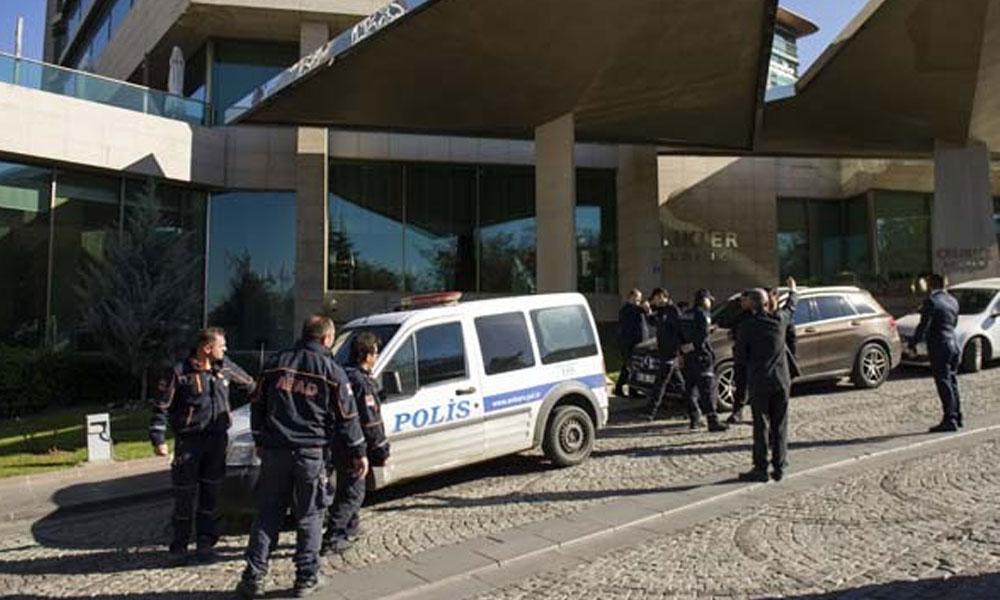 Ankara'da siyanür paniği!