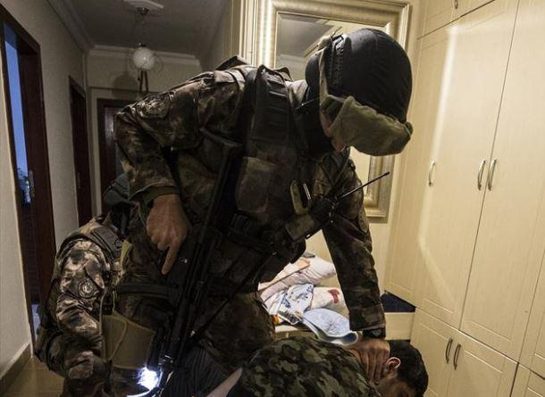 Ankara'da operasyon