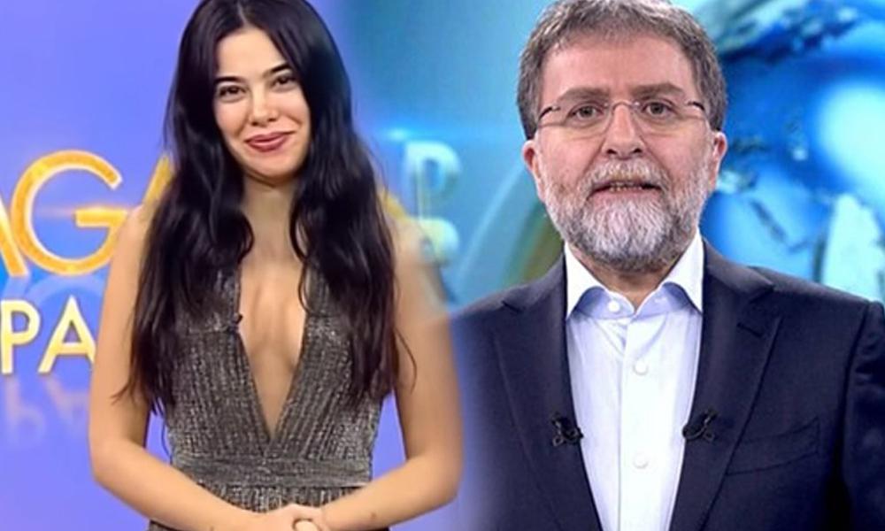 Asena Atalay ve Ahmet Hakan birlikte iddiası