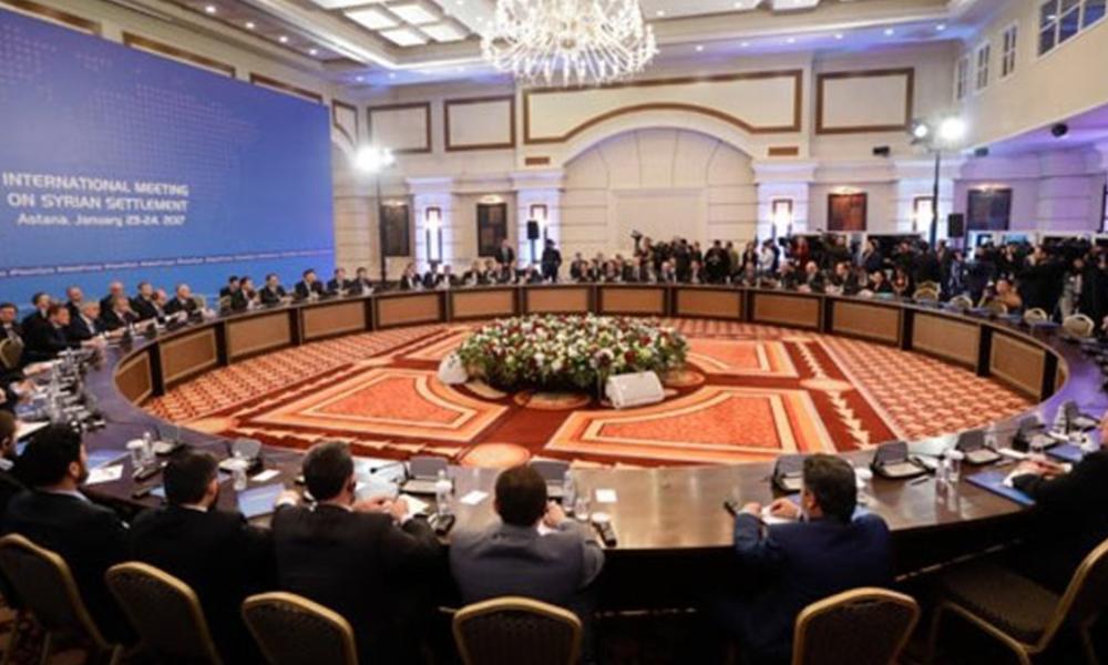 Suriye sorunu ile ilgili 11. Astana toplantısının tarihi belli oldu
