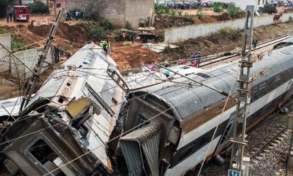 Barselona'da tren faciası: Ölü ve yaralılar var