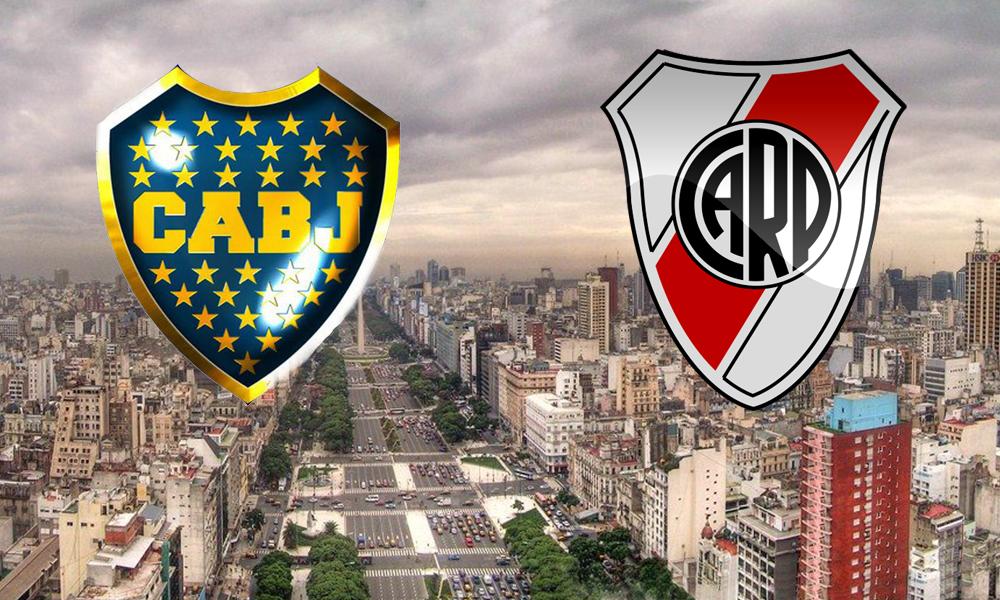 Boca Juniors ile River Plate, maçında gol atıldıkça şehirden yükselen sesler