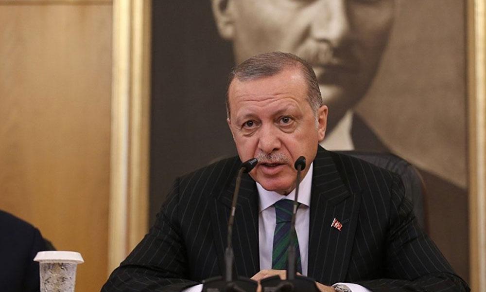 Erdoğan: Bedelli askerlik diye bir şey kabul edilemez