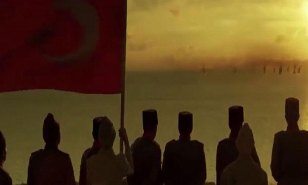 Atatürk ve Cumhuriyet temalı reklam filmi