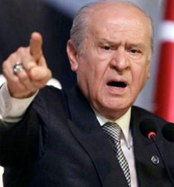 Bahçeli: Başkanlık, Türkiye'nin bölünmesinin reçetesidir