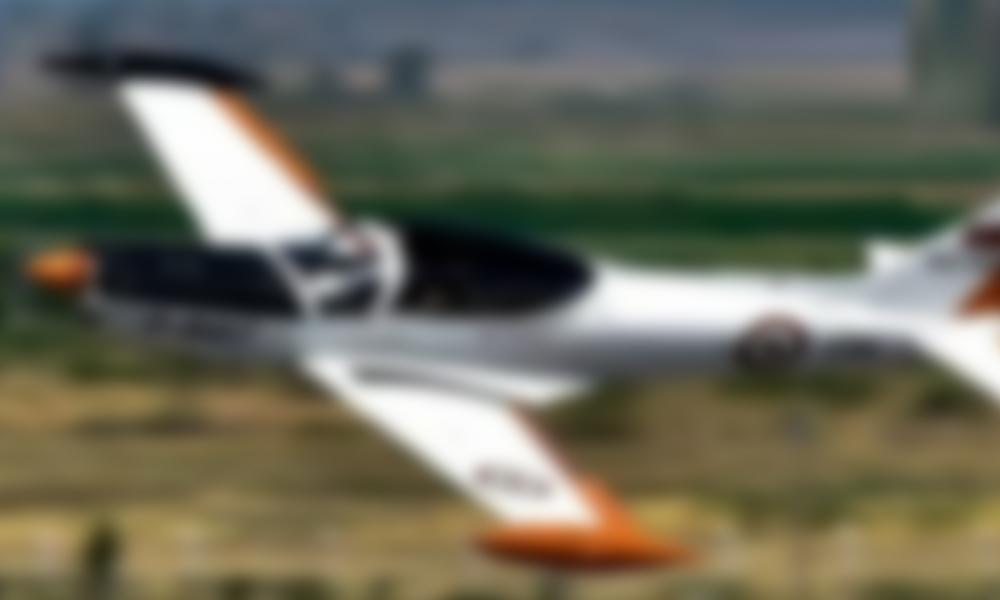 Denizli Merkezefendi ilçesinde bir eğitim uçağı düştü