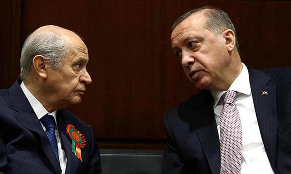 Bu sözler gündem oldu: Erdoğan, Bahçeli'ye sitem mi etti?
