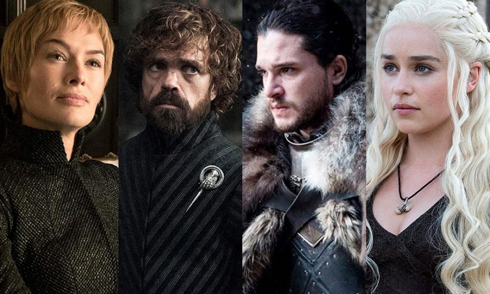 Game of Thrones 8. sezonun başlama tarihi belli oldu