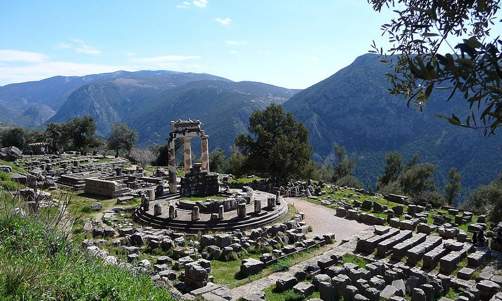 Yunanistan'ın antik siteleri