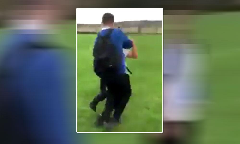 İngiltere'de Suriyeli mülteci çocuğa ırkçı saldırı!