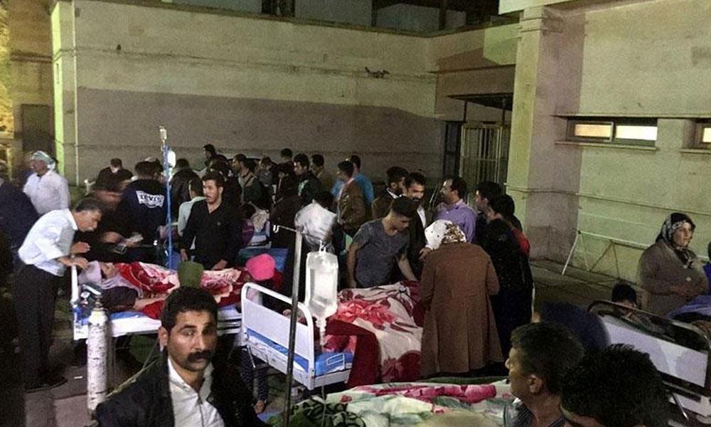 İran'da deprem! Yaralı sayısı artıyor!