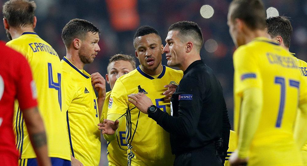 Marcus Berg: Türkiye maçında hakem bana iki penaltı sözü verdi
