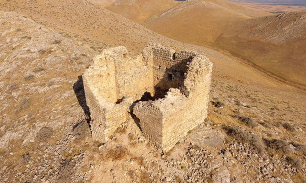 Roma döneminden kalma Kız Kalesi