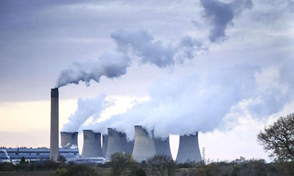 Karbon salınımında rekor seviye