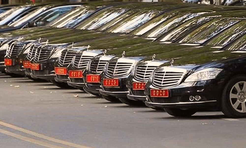 Devlet 46.8 milyon TL kiralık araç faturası ödedi!
