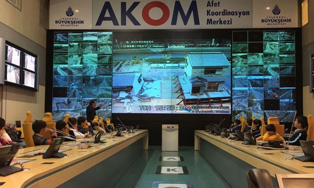 AKOM'dan İstanbul uyarısı!
