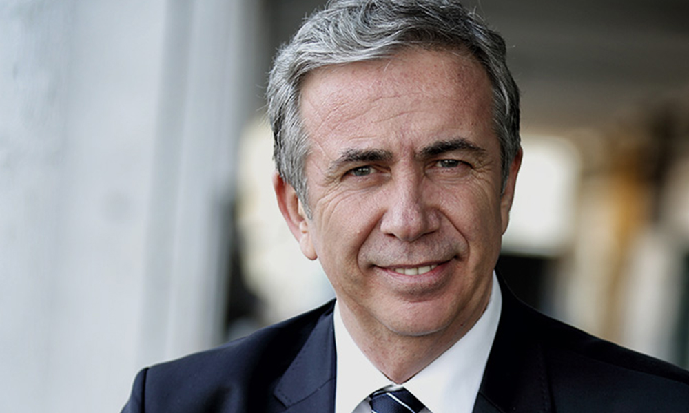 Özhaseki'nin 'Erdoğan'dan izin alarak televizyona çıkarım' sözlerine, Mansur Yavaş'tan yanıt