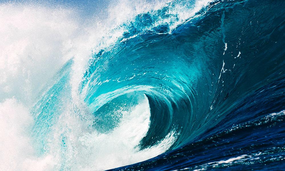 Okyanus konuşuyor