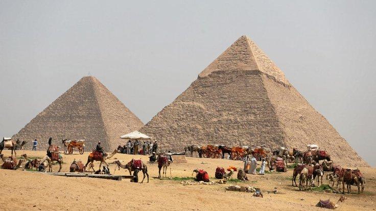 Piramitlerin sırrını çözebilecek rampa sistemi bulundu