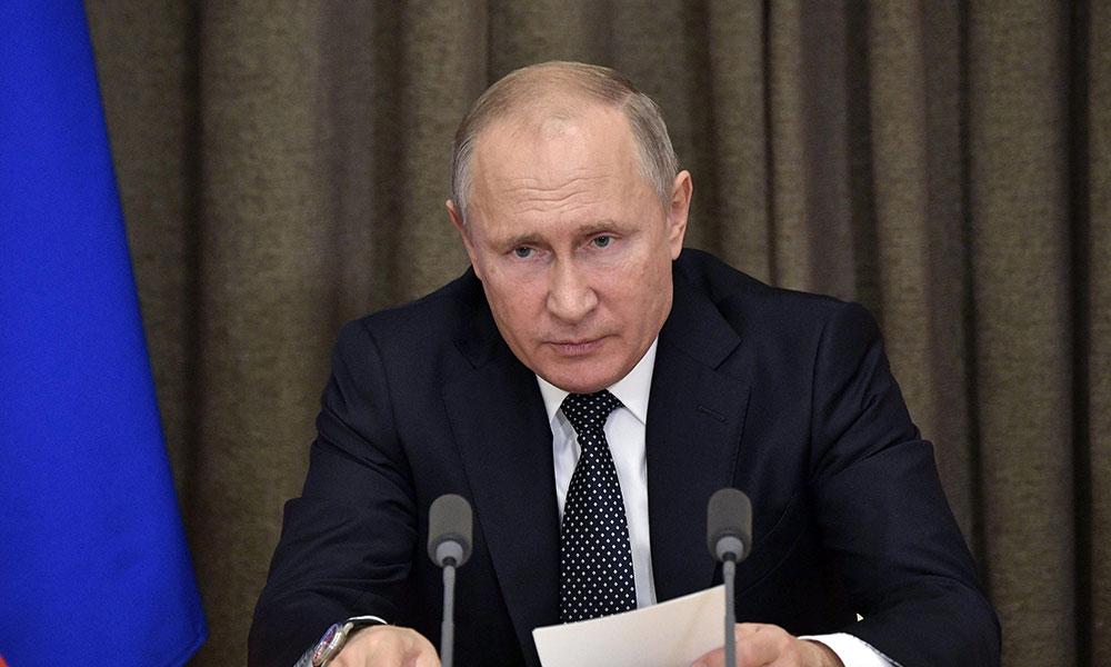 Putin'den eşcinsel evlilik açıklaması