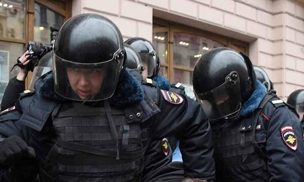 Rusya'da canlı bomba paniği!