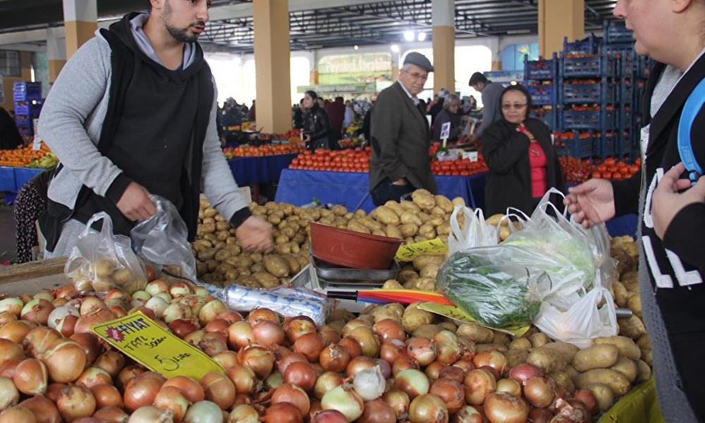 Soğanın fiyatı yüzde 100 arttı