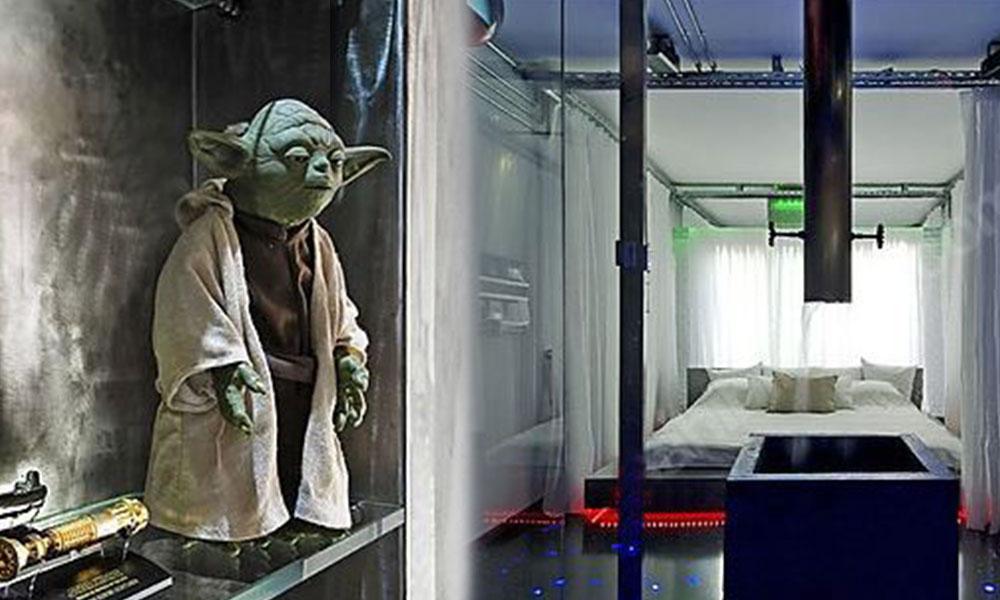 İstanbul'daki Star Wars temalı ev satışa çıktı