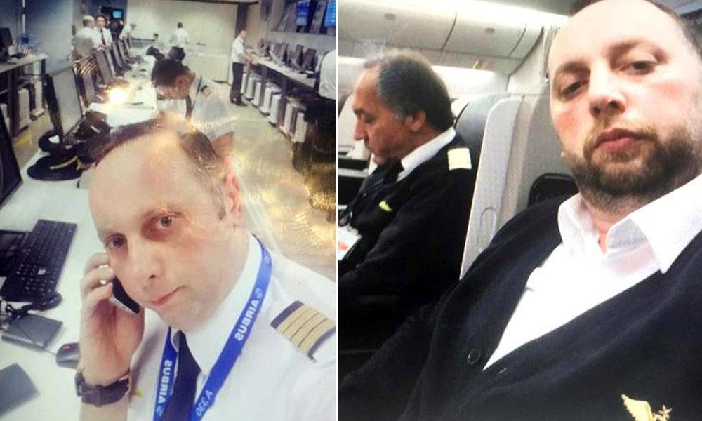 THY'de sahte pilot skandalı!