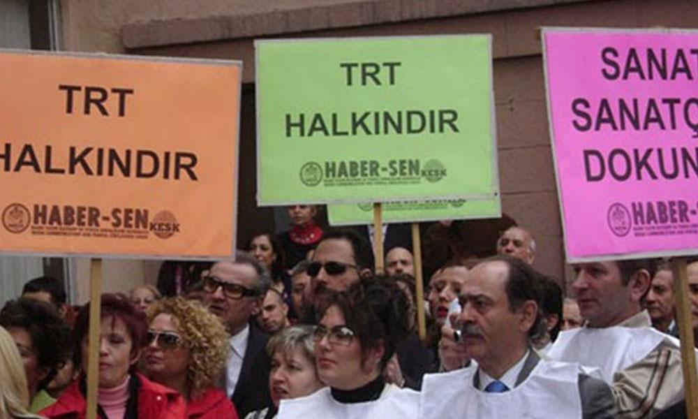 """TRT'de """"zorla emekli"""" döneminden sonra """"sürgün"""" dönemi!"""
