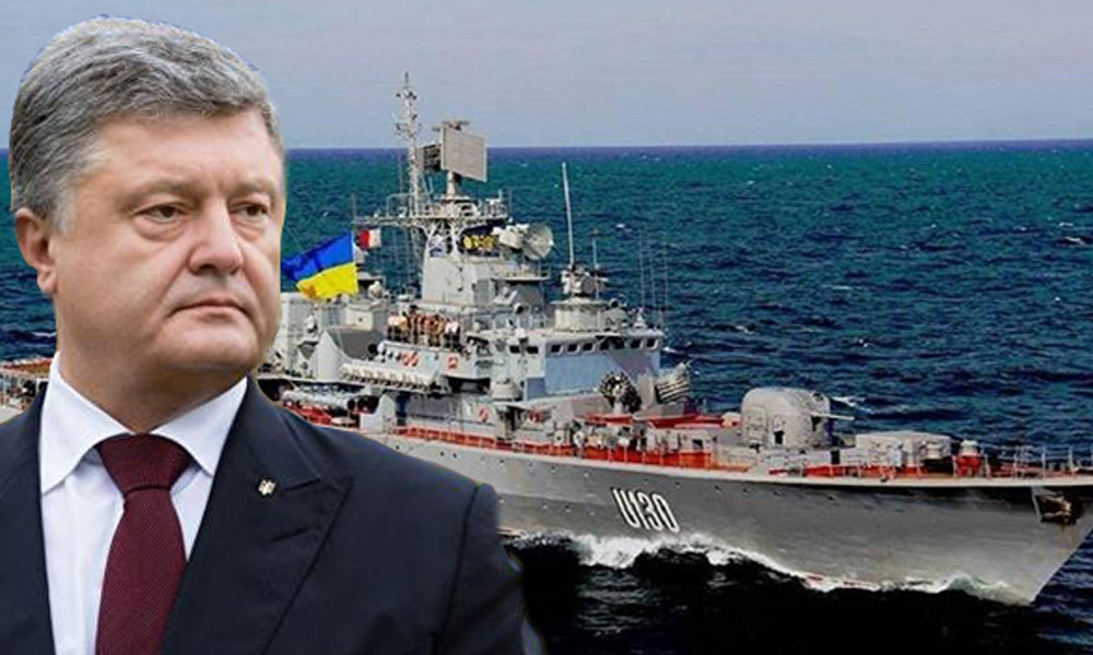 Ukrayna'dan NATO'ya çağrı: Savaş gemileri yollayın!