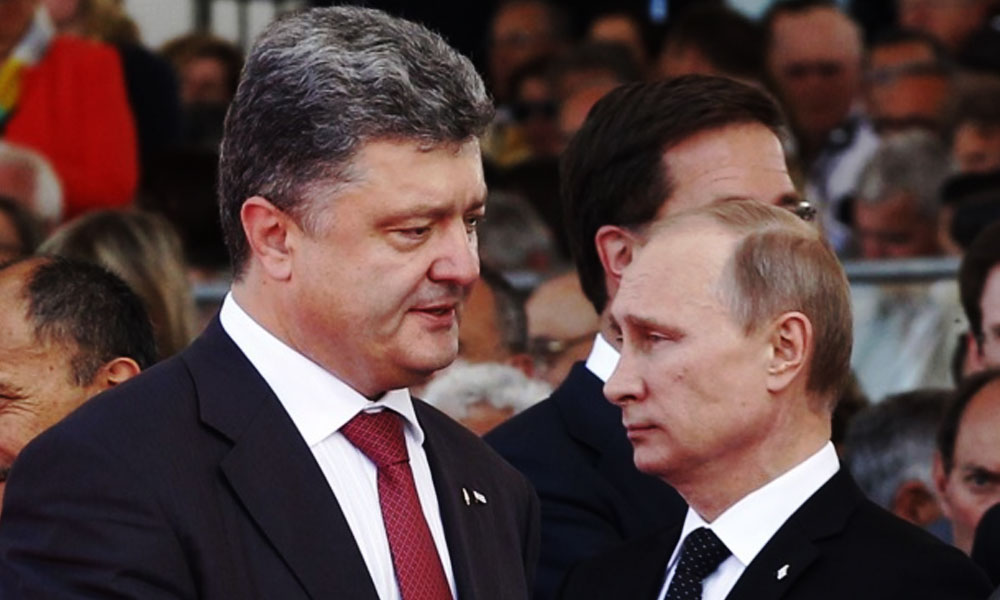 Ukrayna'dan Rusya'ya: Denizcileri ve gemileri derhal iade edin