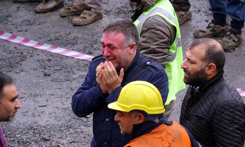 Çöken viyadük inşaatında çalışan işçiler konuştu