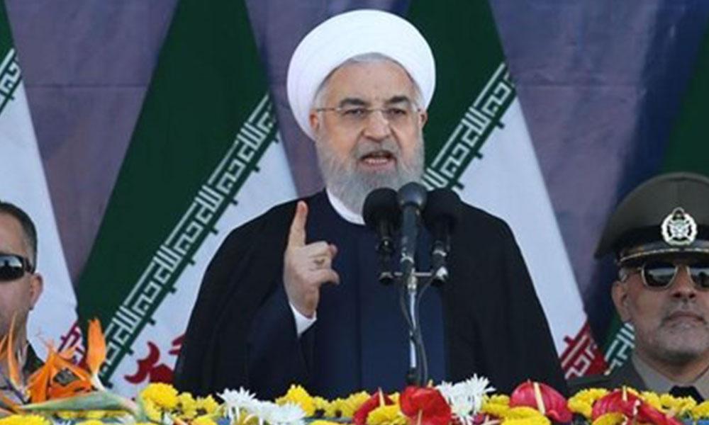 Ruhani: Yaptırımların İran ekonomisi üzerinde etkisi olmadı
